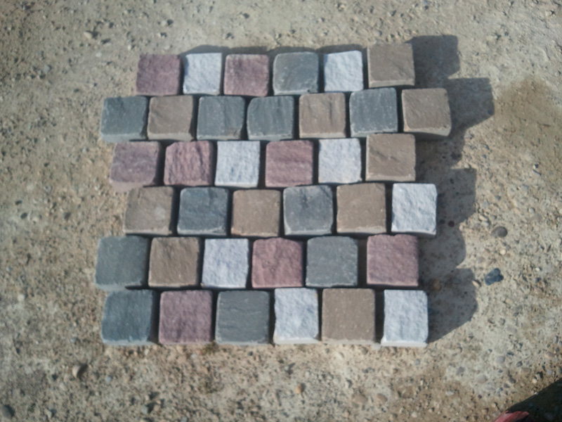 Adoquines precio metro cuadrado gris claro xx cm - Precio de adoquines de granito ...