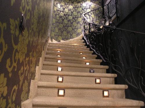 Mantenimiento de las escaleras de piedra