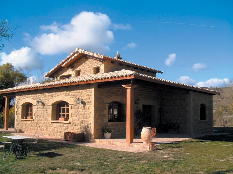 Cu l es la mejor piedra natural para fachadas - Fachada de piedra natural ...