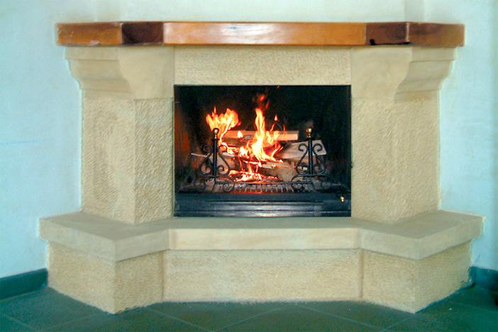 Chimeneas de piedra confort y calor para tu hogar - Piedras para chimeneas ...