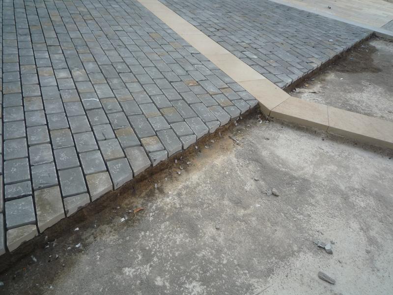 Fabricaci n de adoquines de piedra para pavimentaci n - Adoquin de piedra ...