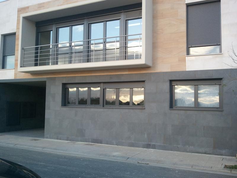 Fachada en piedra natural Catalogo de fachadas de casas