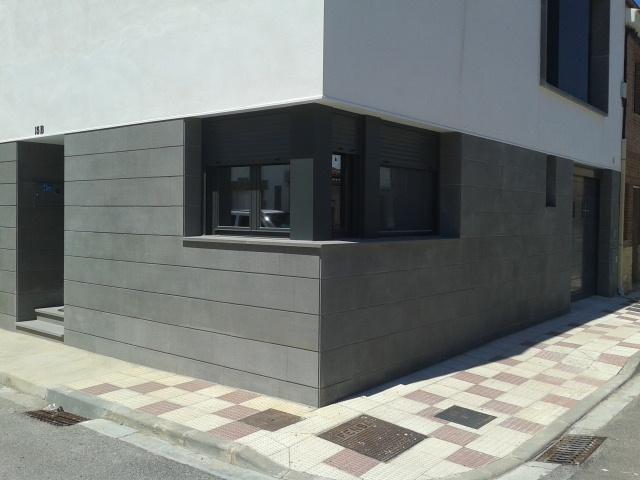 revestimientos para fachadas realizaci n de una fachada para una vivienda en caparroso