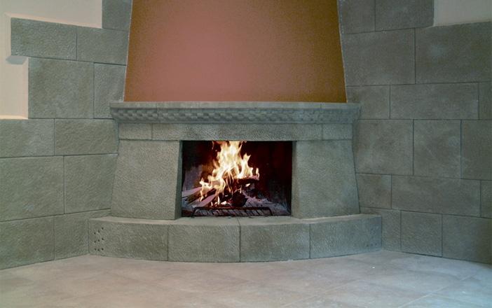 Chimeneas de piedra confort y calor para tu hogar - Revestimientos de chimeneas rusticas ...