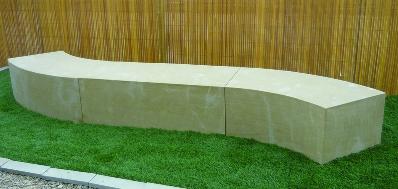Mobiliario Urbano en Piedra Natural