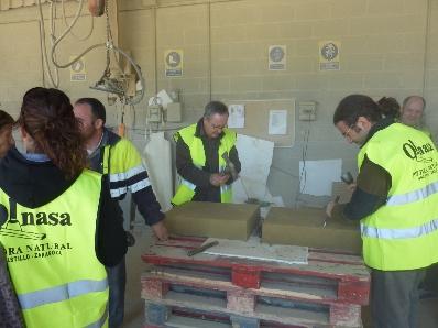 3ª Curso de formación en Huesca