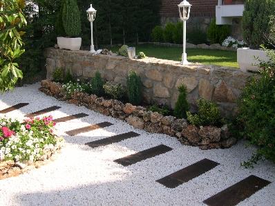 Las 5 Mejores Piedras Naturales Para El Jardin - Piedra-jardin