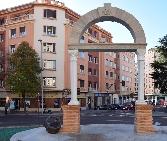 Inaugurado monumento en Palencia