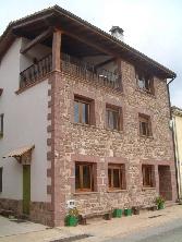 Arquitectura rústica en piedra natural