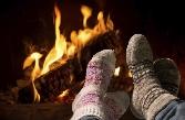 Chimeneas de piedra, calor ecológico
