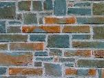 Los colores de la piedra natural (arenisca)