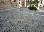 Pavimentación en La Puebla de Valverde