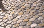 Pavimentación en piedra natural para terrazas