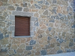 Revestimiento de fachadas con piedra de laja