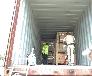 Carga de container