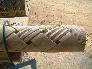 Proceso de talla de columna