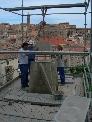 Trabajos de Restauración en la Catedral de Tarazona