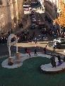 Inauguración del monumento