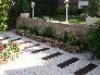 Piedra Natural utilizada para decoración de jardín