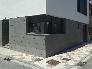 Revestimiento de fachada en una vivienda (aplacado)