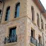 Revestimiento de fachada en piedra natural