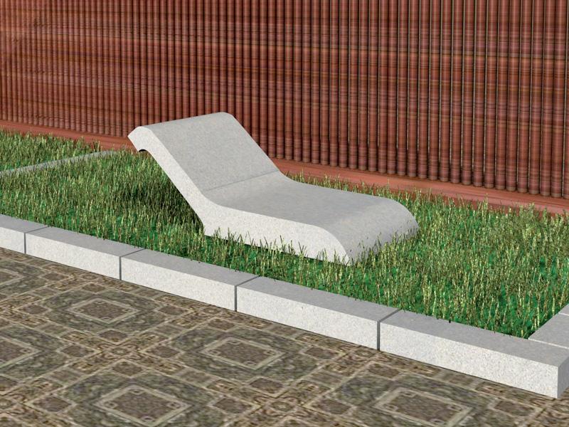 Banco piedra para jardin modelo jade for Bancos de jardin precios