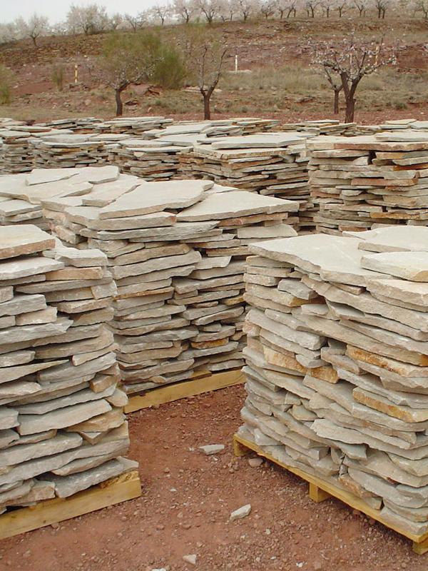 Lajas de piedra natural materiales de construcci n para - Lajas de piedra ...