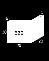 Jamba B20 30X20X20