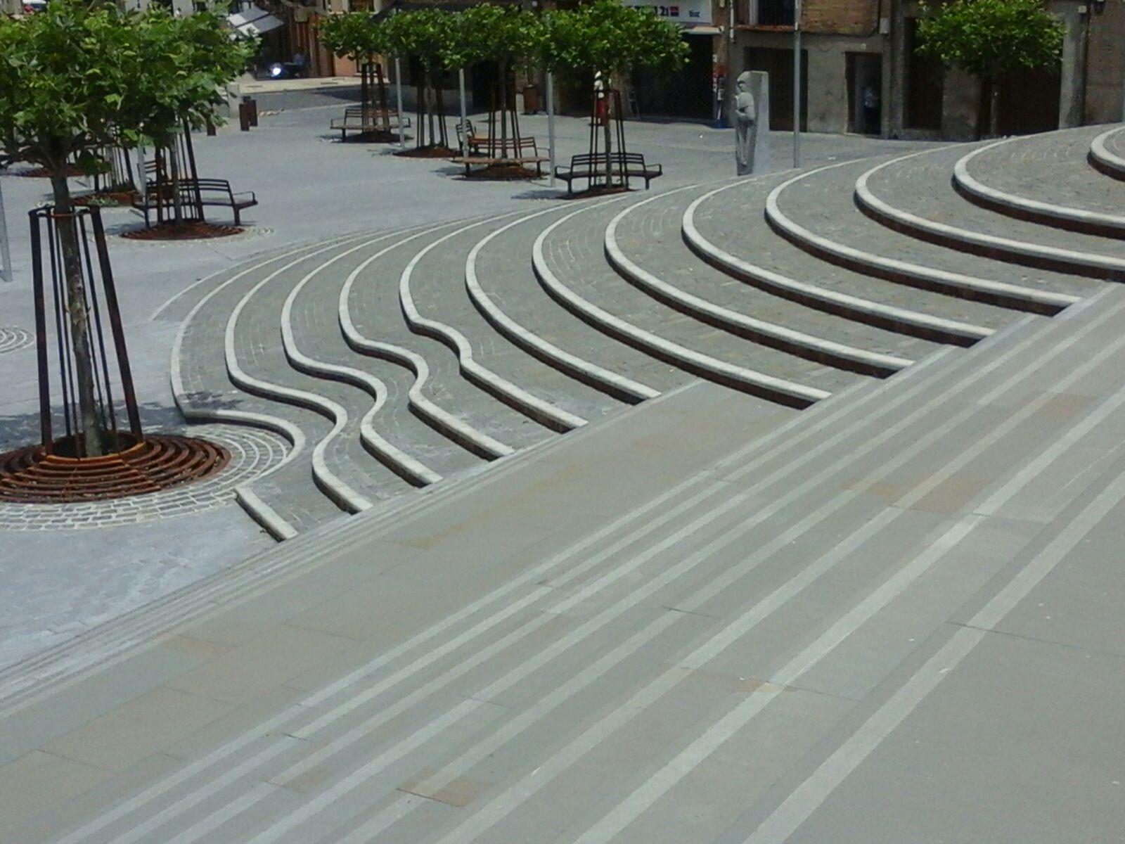 Pavimentaci N Piedra Natural Pavimento P Treo