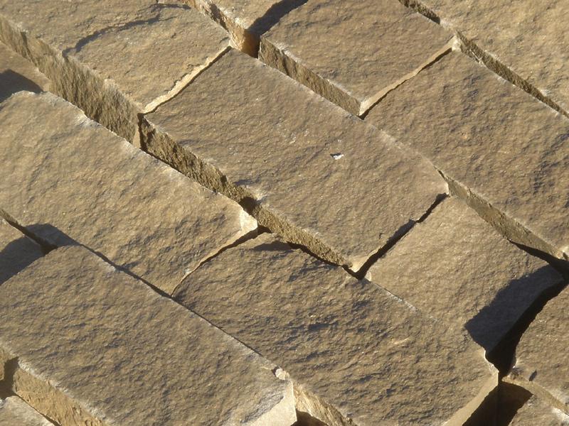 Suelos de piedra terraza piedra natural antic colonial - Suelo de piedra ...