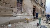 Restauración en piedra Uncastillo
