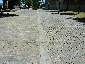 Pavimentos en piedra Azul Pirineo