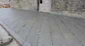 Suelos exteriores en piedra