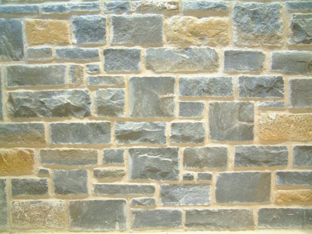 Piedra natural color azul pirineo - Tipos de mamposteria de piedra ...